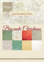 MD Pretty Paper Bloc PK9171 Brocante Christmas
