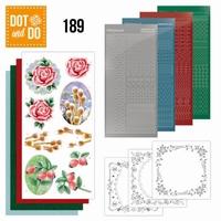 Dot and Do DODO189 Winter Flowers
