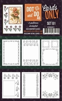 Dot & Do Cards Only A6 CODOA601