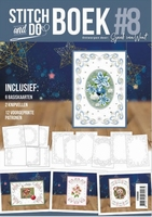 Stitch and Do A6 STDOBB008 Boek 8 Amy & Jeanine