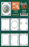 Dot & Do Cards Only A6 CODOA602