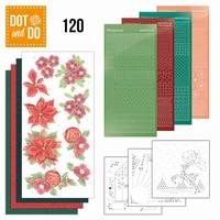 Dot and Do DODO120 Kerstbloemen