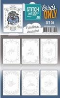 Stitch & Do Cards only A6 COSTDOA610005