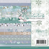 Yvonne Creations Winter Time YCPP10034 Paperpack