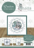 Yvonne Creations Winter Time CB10019 Creative Embroidery 19