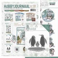 Hobbyjournaal 188 + 3D Pushout SB10505 + Dies YCD10218