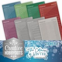 Jeanine The colours of winter CH10007 Creative Hobbydots 7