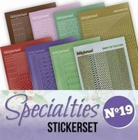 Specialties 19 Stickerset SPECSTS019