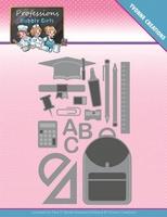 Yvonne Bubbly Girls Professions Dies YCD10237 Teaching/leren