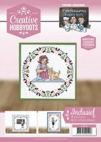 Creative Hobbydots CH10013 Yvonne Bubbly Girls Professions