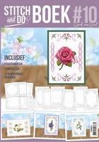 Stitch and Do Boek 10 STDOBB010 Bloemen