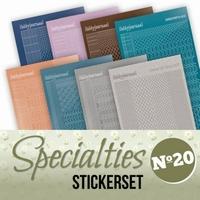 Specialties 20 Stickerset SPECSTS020