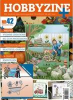Hobbyzine Plus 42 + 4 gratis 3D knipvellen + Die YCD10241