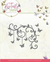 Jeanine's Art Butterfly Touch Dies JAD10125 Butterfly Corner