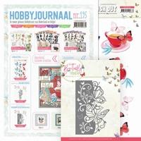 Hobbyjournaal 195 + Jeanine Pushout SB10543 + Dies JAD10119
