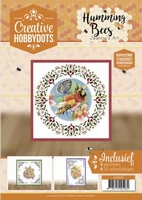 Jeanine's Art Humming Bees CH10015 Creative Hobbydots 15
