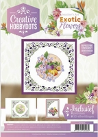 Creative Hobbydots 16 Jeanine's Art CH10016 Exotic Flowers