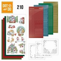 Dot and Do DODO210 Christmas Home