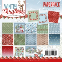 Yvonne Wintery Christmas YCPP10040 Paperpack