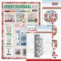 Hobbyjournaal 198 + Yvonne Knipvel CD11709 + Dies YCD10246