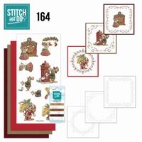 Stitch and Do borduursetje STDO164 Have a Mice Christmas