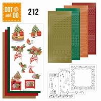 Dot and Do DODO212 Christmas Cottage