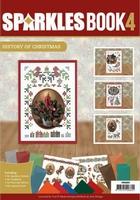 Sparkles Book 4 SPDOA6004 Amy Design - History of Christmas