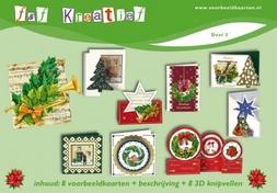 F&F Kreatief deel 2 Kerst boekje