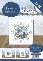 Creative Embroidery 31 CB10031 Amy Design Awesome Winter