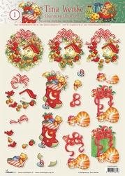 A4 Kerstknipvel Studio Light Charming Tina Wenke  1