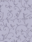 Cuttlebug Embossing stencils 37-1609 Birds and swirls