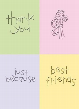 Cuttlebug Embossing stencils 37-1546 set best friends