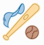 Comboset stans+embos 37-1730 baseball gear