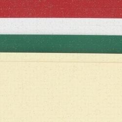 Vierkant Karton Glitter