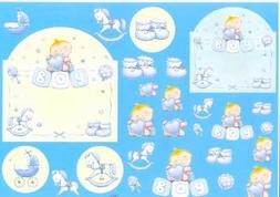 Knipvel A4 Mireille 1010 Baby Boy