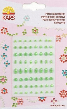 Kars Parel plaksteentjes acryl 307 groen
