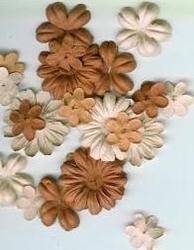 Paper Flowers Marianne D CP8905 Orange/Oranje