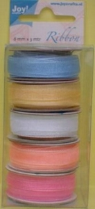 Joy organza 6mm Lint 6300-0014 pastel