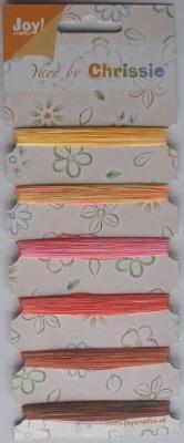 Borduurgaren Yarn by Chrissie  7 t/m 12