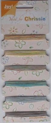 Borduurgaren Yarn by Chrissie 19 t/m 24