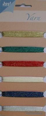 Joy borduurgaren / Yarn 6300-0101 van  1-6