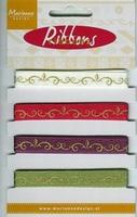 Marianne D Pretty Ribbons Lint 8301 Krullen