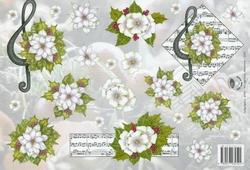 A4 Kerstknipvel Nel van Veen 2301 Muziek
