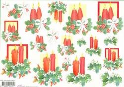 4A Kerstknipvel Mireille X368