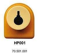 Nellie's Hang-on ponsen 70.501.001 Lantaarn/kerstbal