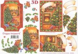 A4 Knipvel Le Suh Kerst 4169211 Kerstboom