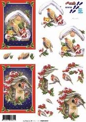A4 Kerstknipvel Le Suh 8215125