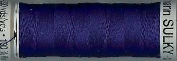 Rayon 40 Sulky 1042 uni navy blauw