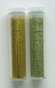 LeCrea Design Glitter GL300 goud geel & lichtgroen