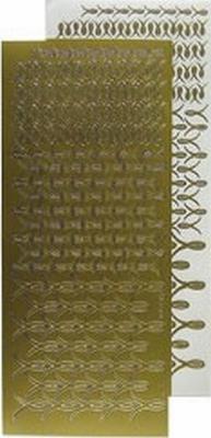 LeCreaDesign® Sticker-L-Stitch 614048